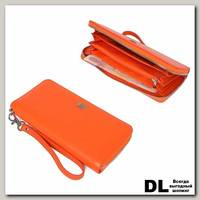Кошелек FABRETTI 77006N-6 оранжевый