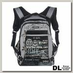 Рюкзак Grizzly RU-433-1 Чёрный