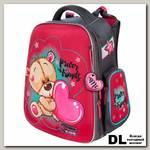 Школьный ортопедический рюкзак Hummingbird Bear with a heart TK65(Pi)