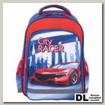 Рюкзак ПИФАГОР SCHOOL для начальной школы CITY RACER