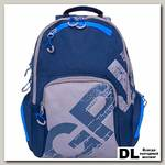 Рюкзак Grizzly RU-815-1 Синий/серый