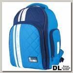 Школьный рюкзак TIGER FAMILY (ТАЙГЕР) TGRW-003A Голубой/Синий