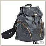 Женский рюкзак Pola 0303 черный