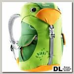 Детский рюкзак Deuter Kikki зеленый
