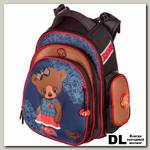 Школьный рюкзак Hummingbird Girl Teddy TK32