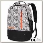 Школьный рюкзак Sun eight SE-APS-5004 Серый/Чёрный