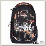 Рюкзак Orange Bear V-63/3 (/3 черный - серый)