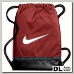 Рюкзак Nike Brasilia Training Gymsack Темно-бордовый