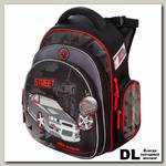 Школьный рюкзак Hummingbird Robot TK69 Street racing club