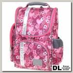 Школьный рюкзак Asgard Р-2401 Сердца розовые С