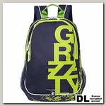 Рюкзак Grizzly RU-724-1 Темно-синий