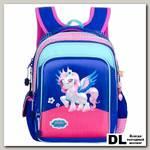 Школьный рюкзак Across Winged Pony ACR19-CH640-4