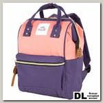 Рюкзак-сумка Polar 17198 розовый
