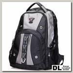 Рюкзак SwissWin Diplok SW-9206 серый