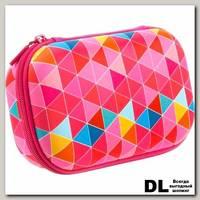 Пенал ZIPIT Colorz Box розовый