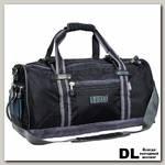 Спортивная сумка Polar Г250 (черный)