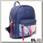 Рюкзак FABRETTI FRC44368A-110 темно-синий