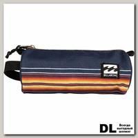Пенал Billabong Barrel Pencil Case Navy