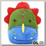 Плюшевый детский рюкзак Sun Eight динозавр