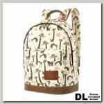 Мини рюкзак Asgard жирафы Р-5424