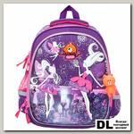 Рюкзак школьный Fairy Orange Bear Z-30/1 (/1 фиолетовый)