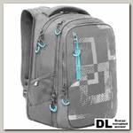 Рюкзак Grizzly RU-138-1 серый