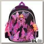 Рюкзак школьный Orange Bear Butterfly Z-32/1 (/1 черный)