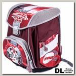 Школьный рюкзак Polar Д1304 Бордовый