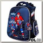 Школьный рюкзак Hummingbird Hockey player TK77