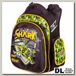 Школьный рюкзак Hummingbird Black Shark TK1