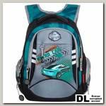 Школьный рюкзак Across Car AC18-CH4-2