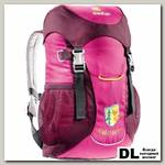 Детский рюкзак Deuter Waldfuchs розовый