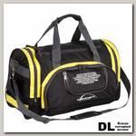 Спортивная сумка Polar П02с-6 (желтый)