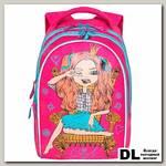 Рюкзак Grizzly RG-768-2/2 Розовый