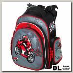 Школьный рюкзак-ранец Hummingbird TK47 Motorcyclist