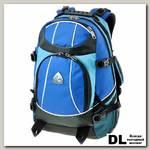 Рюкзак Asgard Р-602 Синий яркий - Серо-голубой