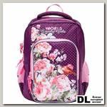 Рюкзак Grizzly RG-866-2 Фиолетовый
