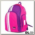 Школьный рюкзак TIGER FAMILY (ТАЙГЕР) TGRW-004A Розовый/Фиолетовый