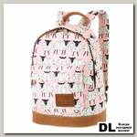 Мини рюкзак Asgard Овечки розовый Р-5424