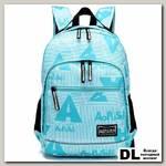 Школьный рюкзак Sun eight SE-APS-6011 Голубой