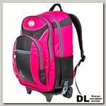 Школьный рюкзак на колесах Polar П382 Розовый