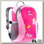 Детский рюкзак Deuter Pico розовый