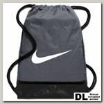 Рюкзак Nike Brasilia Training Gymsack Серый