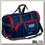 Спортивная сумка Polar П01/6 (бордовый)