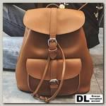 Женский рюкзак Torbus (коричневый)