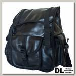 Кожаный рюкзак Carlo Gattini Farneto black