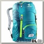 Детский рюкзак Deuter Junior бирюзовый