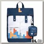 Рюкзак Mr. Ace Homme MR20C1980B02 темно-синий/светло-серый