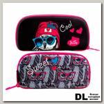 Пенал DeLune D-849 Cool owl