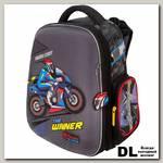 Школьный ортопедический рюкзак Hummingbird TK70 The Winner
